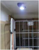 LED投光器充電式サンダービーム写真②
