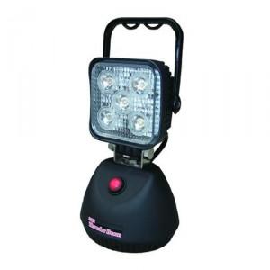 LED投光器充電式サンダービーム写真