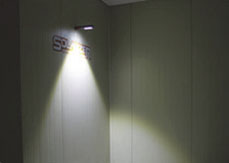 充電式LEDワークライト(多機能タイプ)使用例④