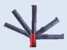 充電式LEDワークライト(多機能タイプ)本体⑤